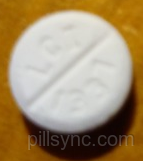 ROUND WHITE LCI 1337 Baclofen 20 MG Oral Tablet