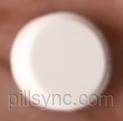 ROUND WHITE U36 Acetaminophen 300 MG  Codeine Phosphate 30 MG Oral Tablet
