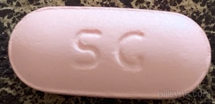 CAPSULE PINK SG 202 Fexofenadine hydrochloride 180 MG Oral Tablet