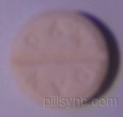 ROUND ORANGE 5443 DAN Prednisone 20 MG Oral Tablet