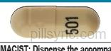 CAPSULE WHITE 501 Omeprazole 20 MG  Sodium Bicarbonate 1100 MG Oral Capsule