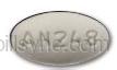 Alosetron Hydrochloride tablet, film coated - (alosetron hydrochloride 1 mg) image
