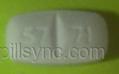 RECTANGLE WHITE M 57 71 METHADONE HYDROCHLORIDE  Methadone Hydrochloride 10 MG Oral Tablet