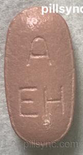 pink oval A EH 20 mg Canada Nexium Esomeprazole 20 mg