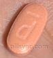 OVAL PINK P prilosec otc omeprazole magnesium tablet delayed release